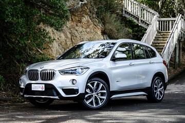 2015 BMW X1 X 25i X-line AWD