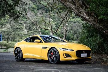 2021 Jaguar F-Type R-Dynamic V8 Supercharged P450