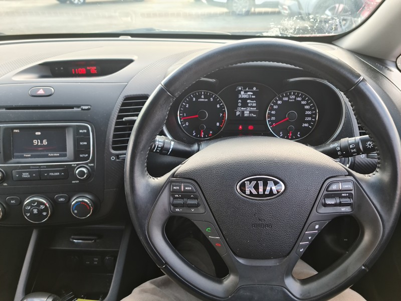 2016 Kia Cerato