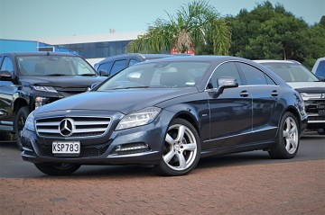 2012 Mercedes-Benz CLS 350 Sunroof