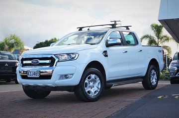 2017 Ford Ranger XLT 4wd Auto