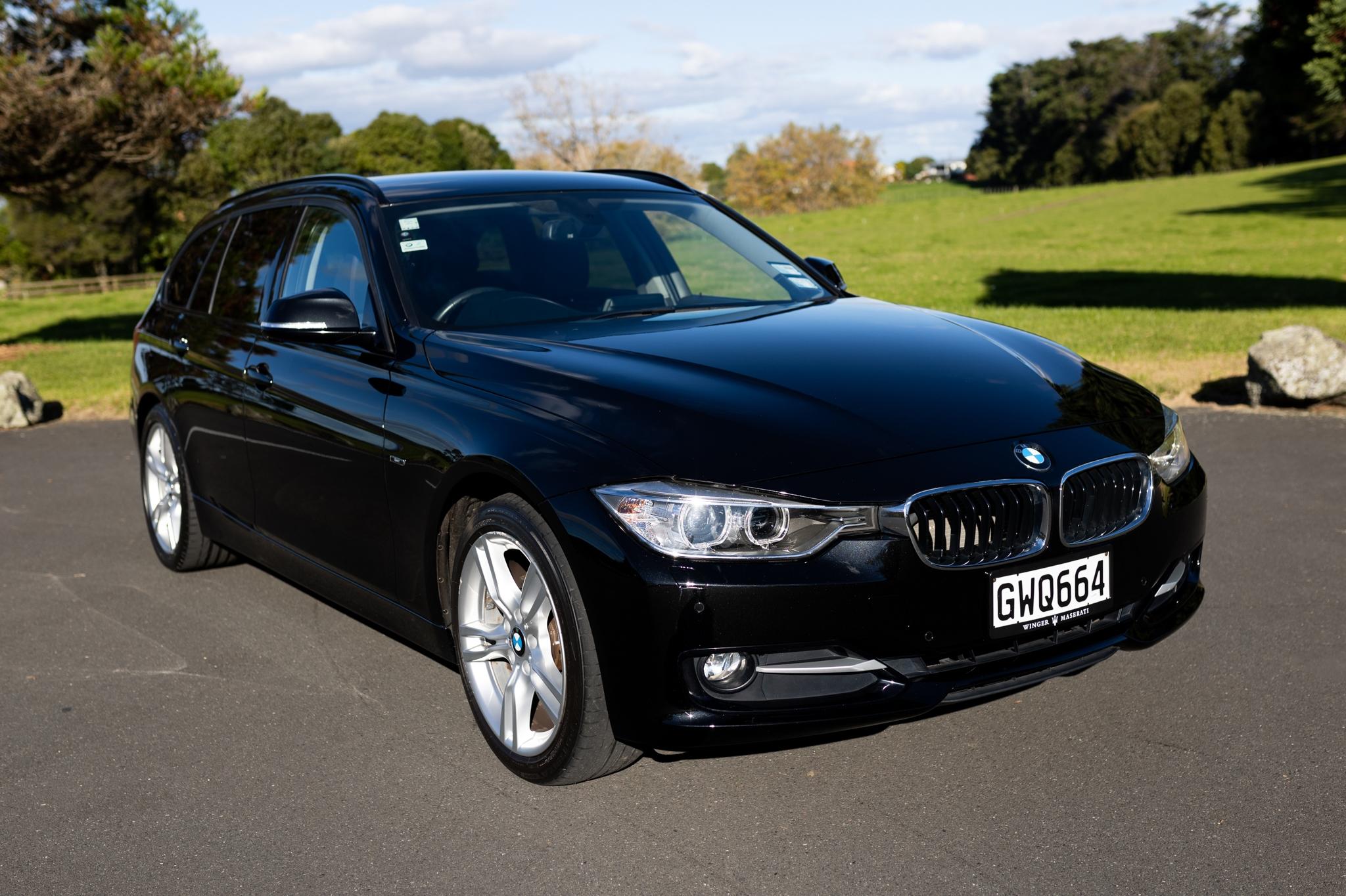 2013 BMW 320d XDRIVE 8A TOU