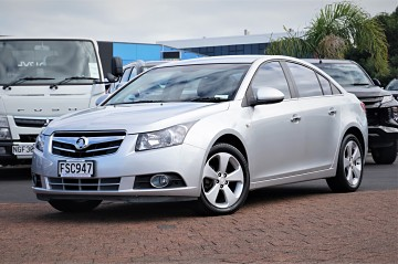 2010 Holden Cruze CDX 1.8 AT