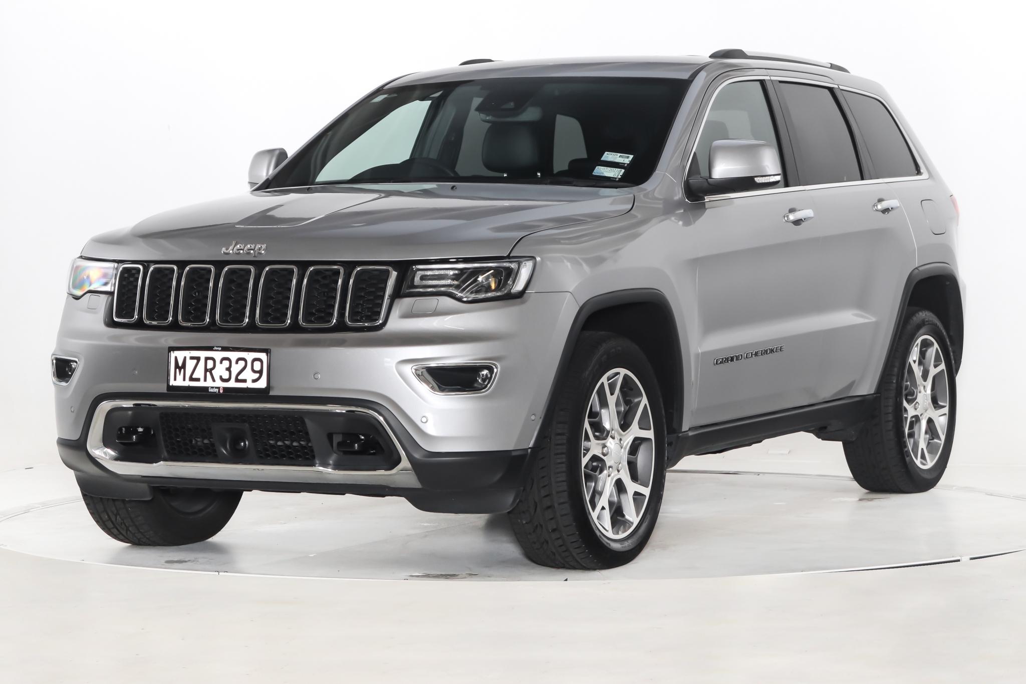 2020 Jeep Grand Cherokee Limited 4X4 Diesel