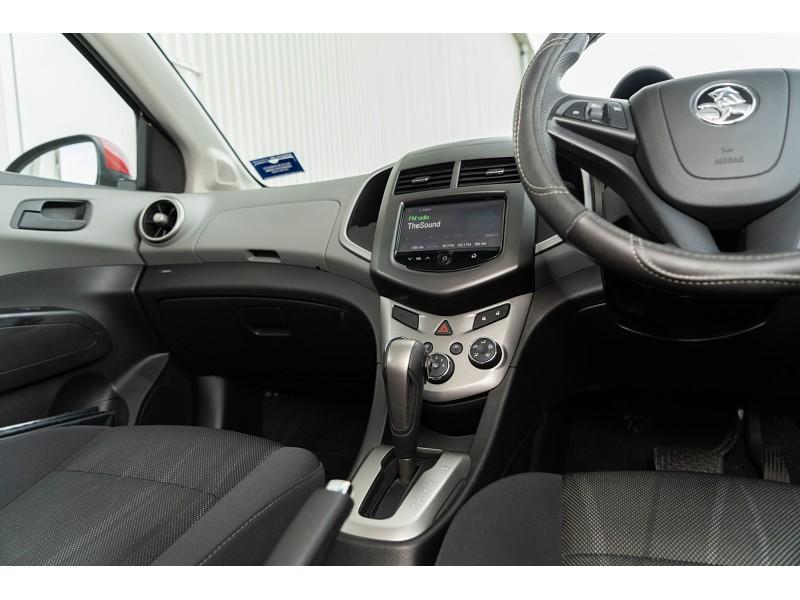 2016 Holden Barina