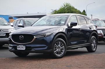 2018 Mazda CX-5 GSX S 2.0 GSX S 2.0