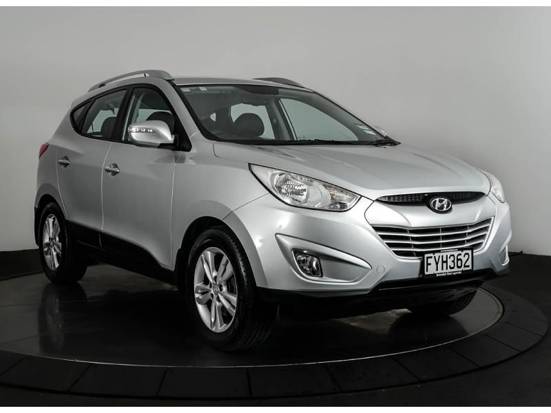 2010 Hyundai ix35