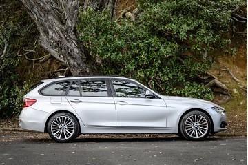 2018 BMW 318i 1.5L Turbo Petrol