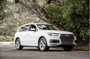 2018 Audi Q7 Quattro 3L Tdi
