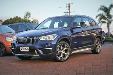 2016 BMW X1 S Drive