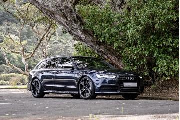 2018 Audi S6 4L V8 Bi-Turbo Quattro