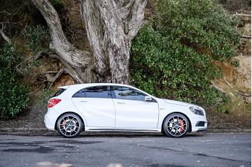 2015 Mercedes-Benz A 45 AMG 2L Turbo 4-matic