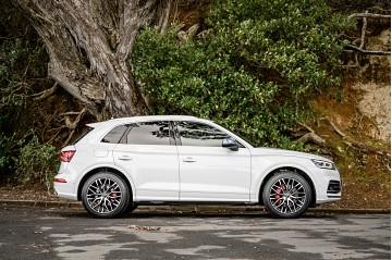 2018 Audi SQ5 3L TFSi