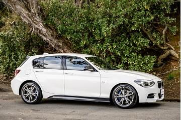 2013 BMW M135i 3L Turbo N55