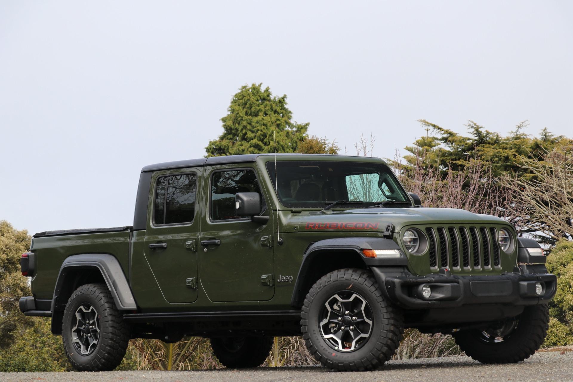 2021 Jeep Gladiator4DR Rubicon 3.6L Petrol Auto