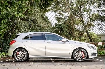 2014 Mercedes-Benz A 45 AMG 2L Turbo
