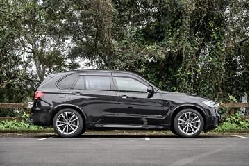 2014 BMW X5 50i V8 X-Drive M-Sport