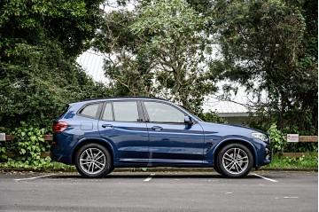 2018 BMW X3 20i X-drive M-sport