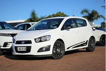 2016 Holden Barina X 1.6P