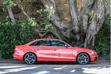 2013 Audi S4 3L Supercharged V6 Quattro
