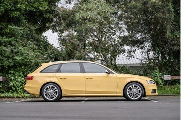 2015 Audi S4 3L Supercharged V6 Quattro