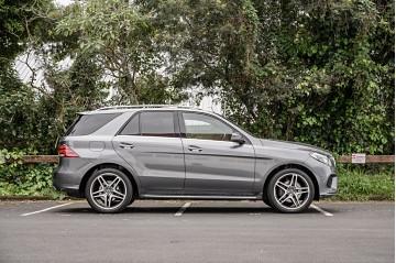 2018 Mercedes-Benz GLE 250d 4-matic AMG-Line