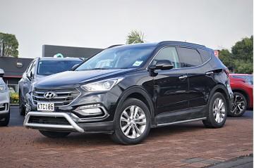 2017 Hyundai Santa Fe DM 2.2D Elite