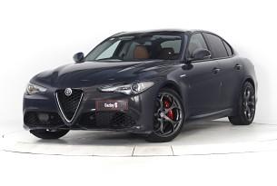 2020 Alfa Romeo Giulia Veloce