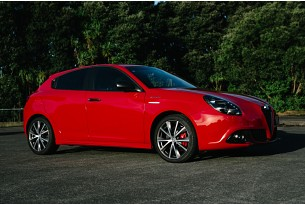 2018 Alfa Romeo Giulietta Veloce
