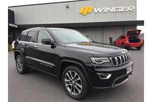 2019 Jeep Grand Cherokee Ltd 3.0 Diesel