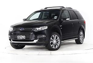 2014 Ford Territory Titanium AWD Diesel