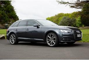 2016 Audi A4 2.0 TFSI S TRONIC