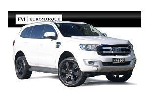 2016 Ford Everest Trend