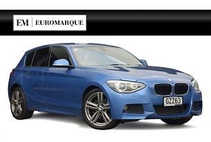 2013 BMW 125i Msport