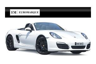 2014 Porsche Boxster 981 PDK