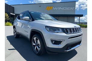 2020 Jeep Compass Limited 2.4L