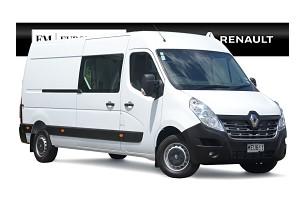 2019 Renault Master Van LWB