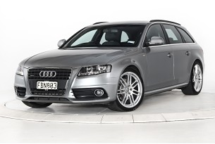 2009 Audi A4 S-Line Quattro