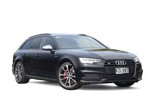 2017 Audi S4 Avant