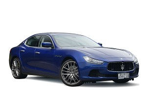 2015 Maserati Ghibli S 410HP