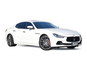 2017 Maserati Ghibli S 410HP
