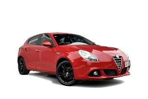 2016 Alfa Romeo Giulietta Alfa Romer