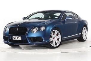 2014 Bentley Continental GT V8S