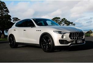 2017 Maserati Levante Diesel