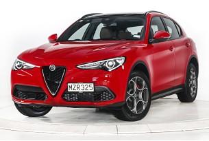 2020 Alfa Romeo Stelvio 2.0 Petrol AWD