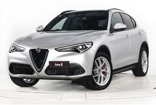 2020 Alfa Romeo Stelvio Ti Petrol AWD