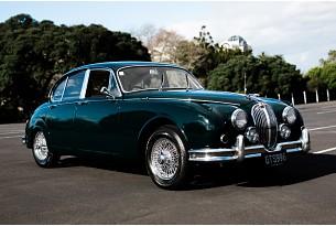 1963 Jaguar MK2 3.8