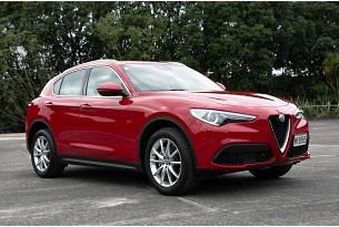 2020 Alfa Romeo Stelvio Petrol