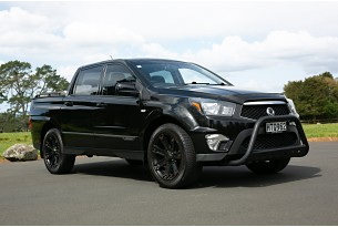 2014 SsangYong Actyon Sports SPR 5A 2.0D/4WD/5AT