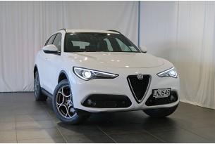 2018 Alfa Romeo Stelvio Veloce 2.1L Diesel AWD